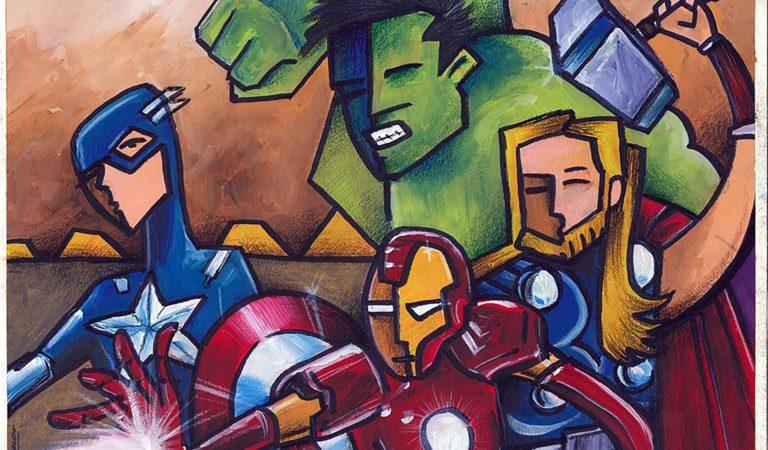 How Superheroes Got Their Powers
